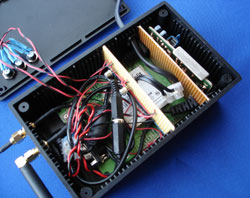Inside Tracker Unit