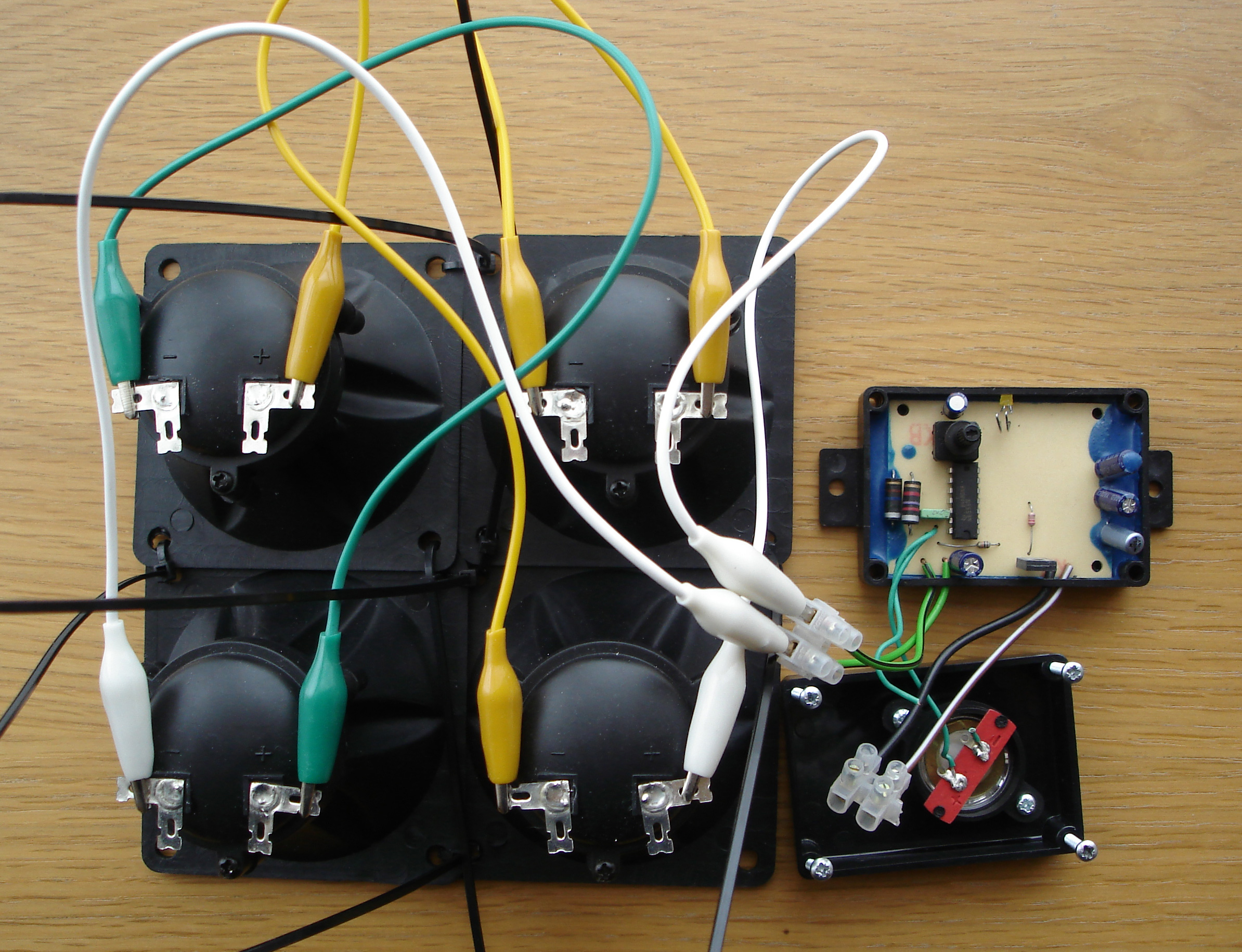Electronic Dog Whistle - HAM Radio/Hardware Hacking